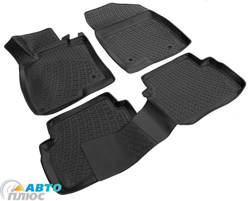 Купить 3D Коврики для автомобиля Mazda 3 2014- (L.Locker ...